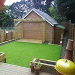 decking huddersfield garden decking huddersfield - Garden Sheds Huddersfield